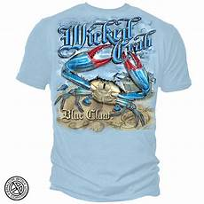 Crab T Shirt Designs New Maryland Crab Blue Claw T Shirt Ebay