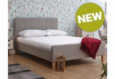 gfw furniture ashbourne 90cm bedstead 90cm light grey