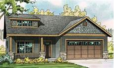 small ranch house plan two craftsman style house plans with porches small craftsman