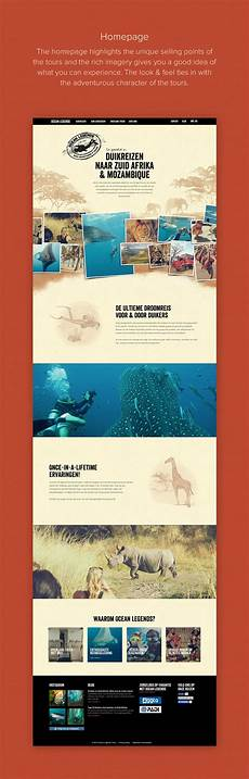 Adventure Web Design Ocean Legends Tours Adventure Travel Website With Images