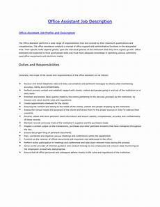Office Job Description Business And Report Writing Introduction Course Office