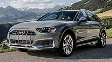 Audi A4 Allroad 2020 by 2020 Audi A4 Allroad Flaunts Heavily Reworked Exterior On