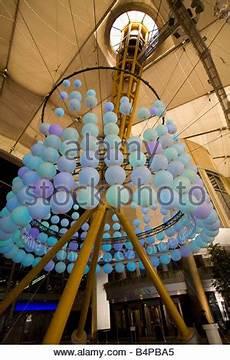 Dome Arena Light Show O2 Arena Light Structure Entrance Indoor Concert Venue