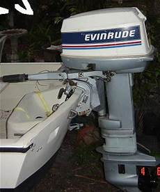 Evinrude 35 Hp Outboard For Sale