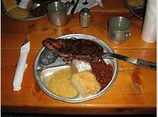 Bar J Chuckwagon Suppers, Wilson   Menu, Prices