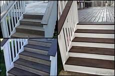 Light Or Dark Deck Stain A Deck Makeover Part 2 Deck Makeover Deck Stairs