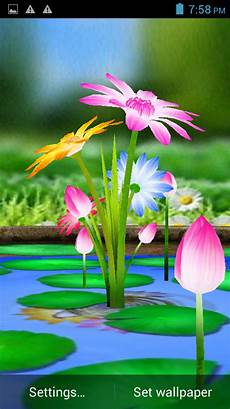 phone flower wallpaper apps 3d flowers touch wallpaper android apps on play