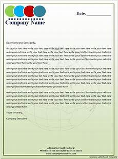 Online Letterhead Maker How To Make A Company Letterhead Free Printable Letterhead