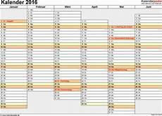 s sacha kalender 2016 template printable