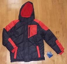 boys coats size 7 yorkies boys falls creek puffer jacket winter coat size 4 5 6 7 8