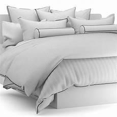 bedclothes 3d model max obj fbx cgtrader