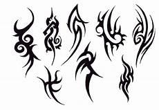 Free Tribal Designs For Men Simple Black Tribal Leo Design