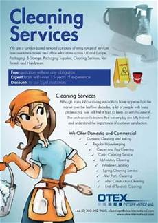 Cleaning Services Ads Otex International Removal Company In Wandsworth London