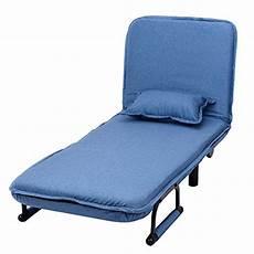 folding sleeper flip chair convertible sofa bed lounge