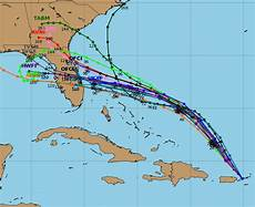 Hurricane Spaghetti Charts Sebastian Inside Hurricane Dorian S Cone Of Uncertainty
