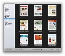 Free Pages Templates Mac Create A Holiday Newsletter With Pages Or Iphoto Macworld