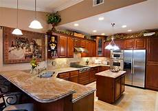 kitchen countertop decor ideas 25 windowless kitchen design ideas page 4 of 5