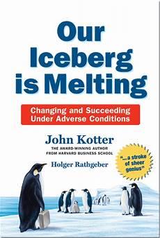 Our Iceberg Is Melting Our Iceberg Is Melting Book Review Craig T Owens