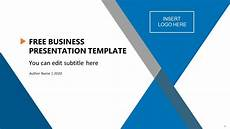 Ppt Themes Free Download 2020 Free Business Presentation Template Slidemodel