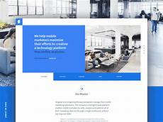 About Us Page Design Pinterest About Us Page Motion Design By Julien Renvoye Dribbble