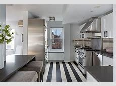 7 Examples Of Striped Floors In Contemporary Homes   CONTEMPORIST
