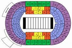 Neyland Stadium Seating Chart With Rows Neyland Stadium Seating Chart