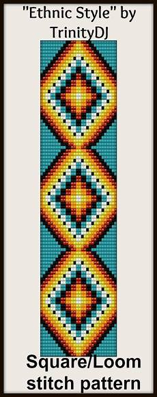 pin about loom beading and beading patterns on appealing
