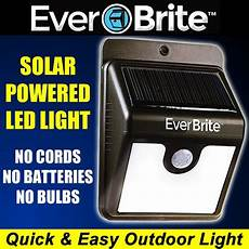Ever Brite Light Led Motion Activated Outdoor 72pcs Solar Energy Ever Brite Solar Outdoor Stick Up