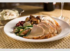 Phoenix Area Restaurants Serving Thanksgiving Dinner