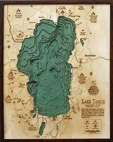 Cass Lake Depth Chart Lake Tahoe Depth Map Lake Tahoe Pinterest