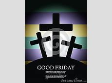 Religious Background For Good Friday. Royalty Free Stock