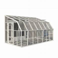 greenhouse sunroom rion sun room 8 ft x 14 ft clear greenhouse 702133 the