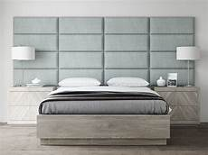 vant upholstered headboards accent wall