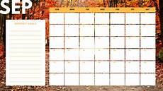 Free Printable September Calendar Free September 2018 Calendar Printable The Little Frugal