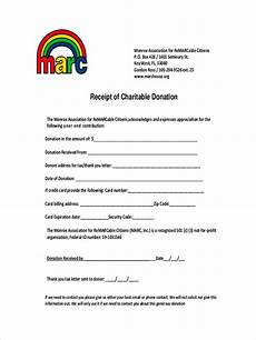 Donation Letter Receipt Free 10 Donation Receipt Examples Amp Samples In Google