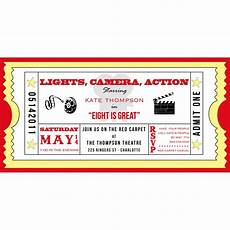 Free Printable Movie Tickets Movie Ticket Template Cyberuse