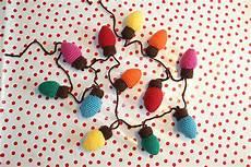 Crochet Christmas Lights Crochet Christmas Light Pattern Make