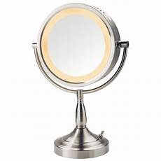 Jerdon Lighted Mirror Jerdon Halo Lighted Vanity Mirror Amp Reviews Wayfair