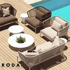 Outdoor Slipcovers For Sofa 3d Image by Outdoor Furniture Roda Spool Sofa 3d Model 18 Max Obj