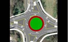 Two One Two Design Two Lane Roundabout In Roswell Nearing Completion