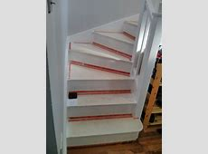 Fit carpet and underlay on landing and stairs 4mx4m   Carpet Fitting job in Harlow, Essex