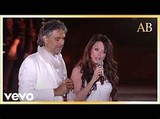 Time To Say Goodbye Brightman Amp Andrea Bocelli