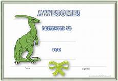 Free Certificate Template For Kids Certificates For Kids Free And Customizable Instant