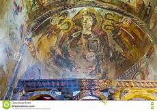 fresco old the fresco editorial photography image of church