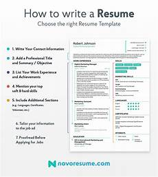 How Can I Do My Resumes How To Write A Resume Professional Guide W 41 Examples