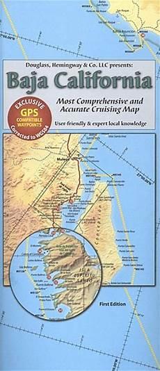 Baja Charts Baja California Cruising Map Cruising Guides