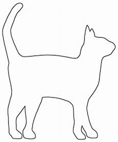 Cat Shapes To Cut Out Cat Shapes Custom Shapes For Labels And Tags