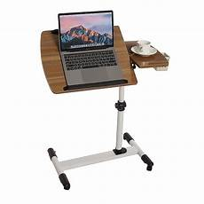 laptop table adjustable height angle standing computer