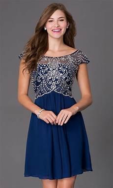 cap sleeve dresses for cap sleeve semi formal beaded dress promgirl