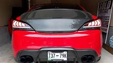 Genesis Coupe Lights Spec D Tuning Led Lights Genesis Coupe 2010 2016
